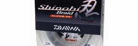 DAIWA SHINOBI 4BRAID 270M