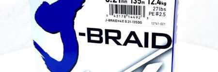 DAIWA J BRAID X4 270Μ