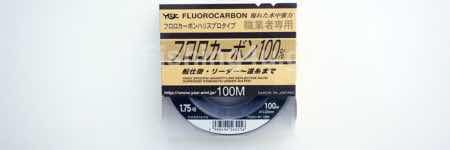 YGK SPECIAL FLUOROCARBON 100M